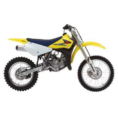 Peças e acessórios Suzuki RM 85 2008 motocross