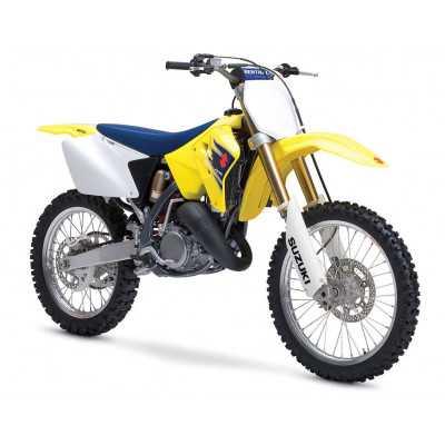 Parts for Suzuki RM 125 2007 motocross bike