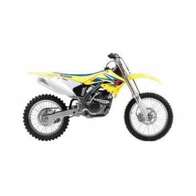 Parts for Suzuki RMZ 250 2006 motocross bike