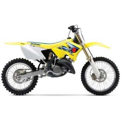Peças e acessórios Suzuki RM 125 2006 motocross