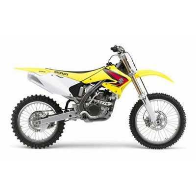 Parts for Suzuki RMZ 250 2005 motocross bike