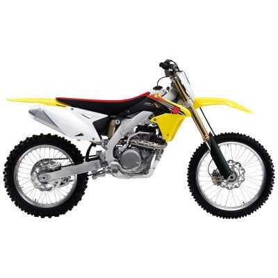 Parts for Suzuki RMZ 450 2012 motocross bike