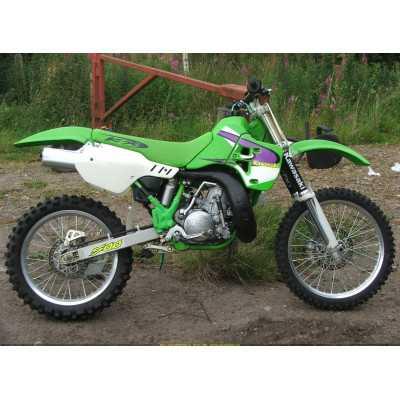 Parts for Kawasaki KX 500 1998 motocross bike