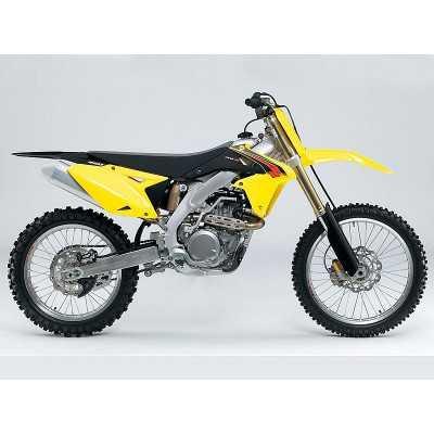 Parts for Suzuki RMZ 450 2015 motocross bike