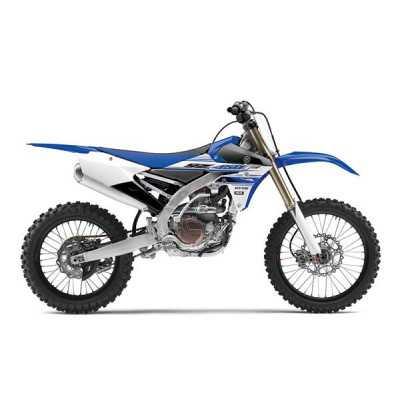 Parts for Yamaha YZF 450 2016 motocross bike