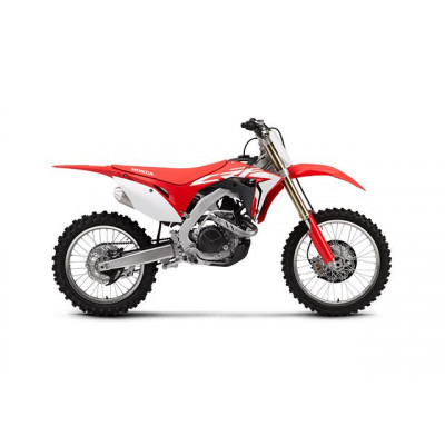 Parts for Honda CRF 450 2017 motocross bike