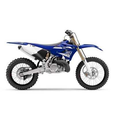 Parts for Yamaha YZ 250 2017 motocross bike