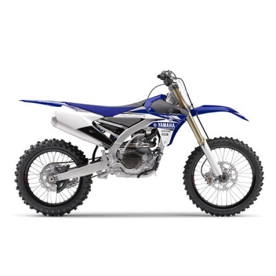 Parts for Yamaha YZF 450 2017 motocross bike