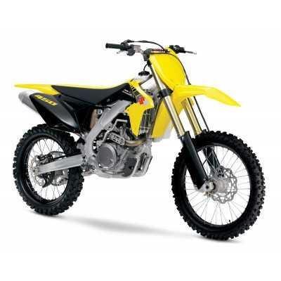 Peças e acessórios Suzuki RMZ 450 2017 motocross