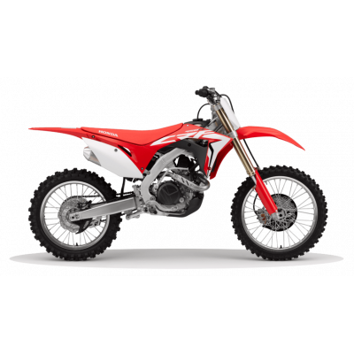 Parts for Honda CRF 450 2018 motocross bike