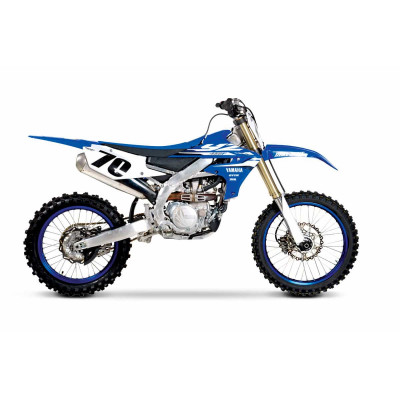 Parts for Yamaha YZF 450 2018 motocross bike