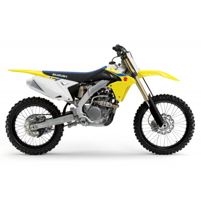 Parts for Suzuki RMZ 250 2018 motocross bike