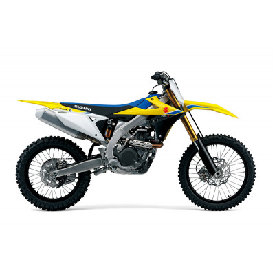 Parts for Suzuki RMZ 450 2018 motocross bike