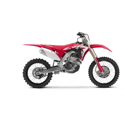 Parts for Honda CRF 250 R motocross bike