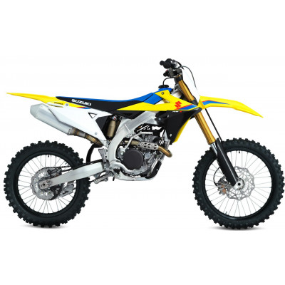 Parts for Suzuki RMZ 250 2019 motocross bike