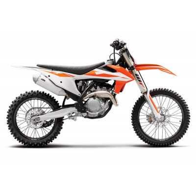Parts for KTM SXF 250 2019 motocross bike