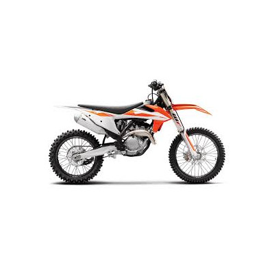 Parts for KTM SX 250 2019 motocross bike