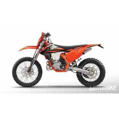Parts for KTM EXC TPI 300 2019 enduro bike