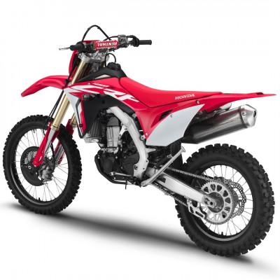 Parts for Honda CRF 450 X 2019 enduro bike