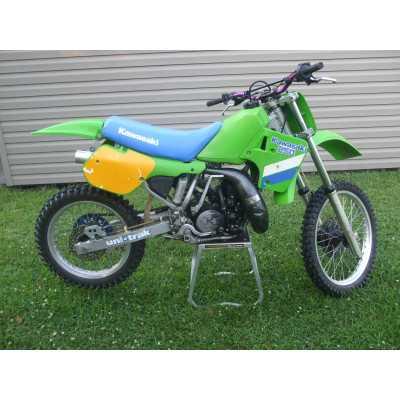 Parts for Kawasaki KX 250 1987 motocross bike