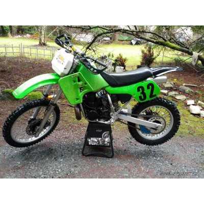 Parts for Kawasaki KX 500 1987 motocross bike
