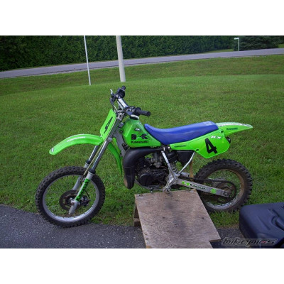 Parts for Kawasaki KX 80 1987 motocross bike