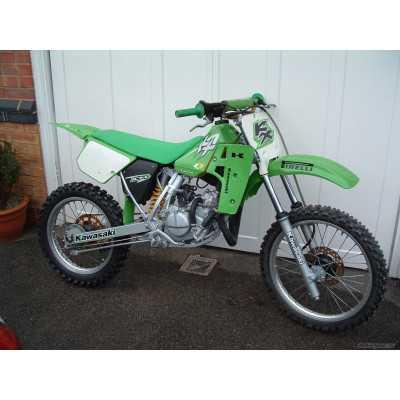 Parts for Kawasaki KX 80 1988 motocross bike