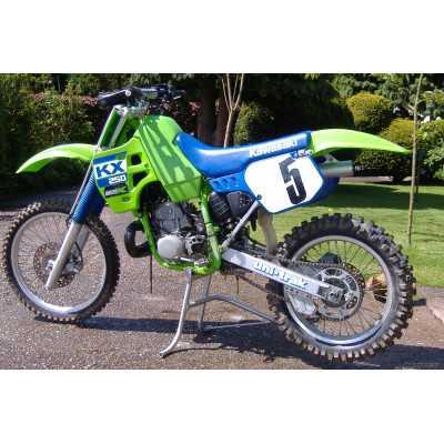 Parts for Kawasaki KX 250 1988 motocross bike