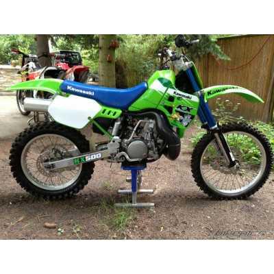 Parts for Kawasaki KX 500 1988 motocross bike