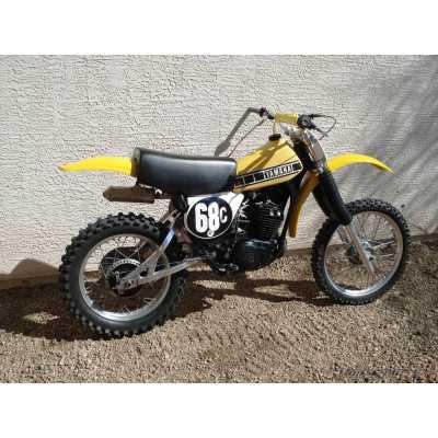 -- Yamaha motocross 1977 --
