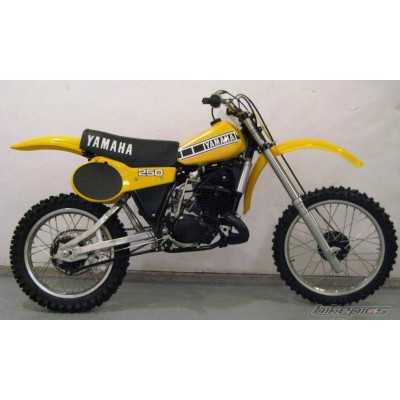 -- Yamaha motocross 1980 --