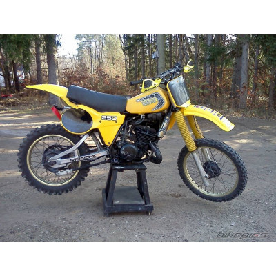 -- Yamaha motocross 1981 --