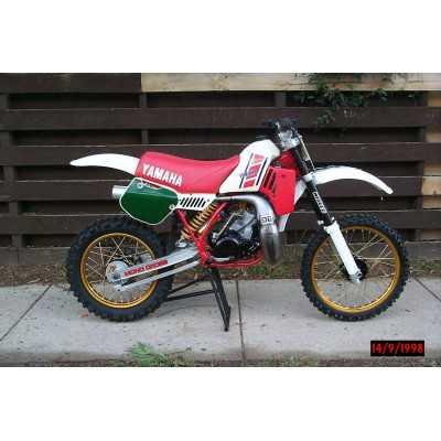 -- Yamaha motocross 1984 --