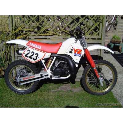 -- Yamaha motocross 1987 --