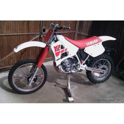 -- Yamaha motocross 1988 --