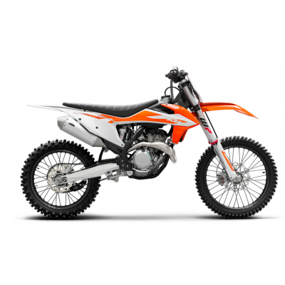 Parts for KTM SXF 350 2020 mx bike